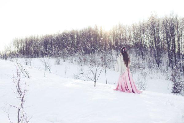 matrimonio invernale a Casacocò