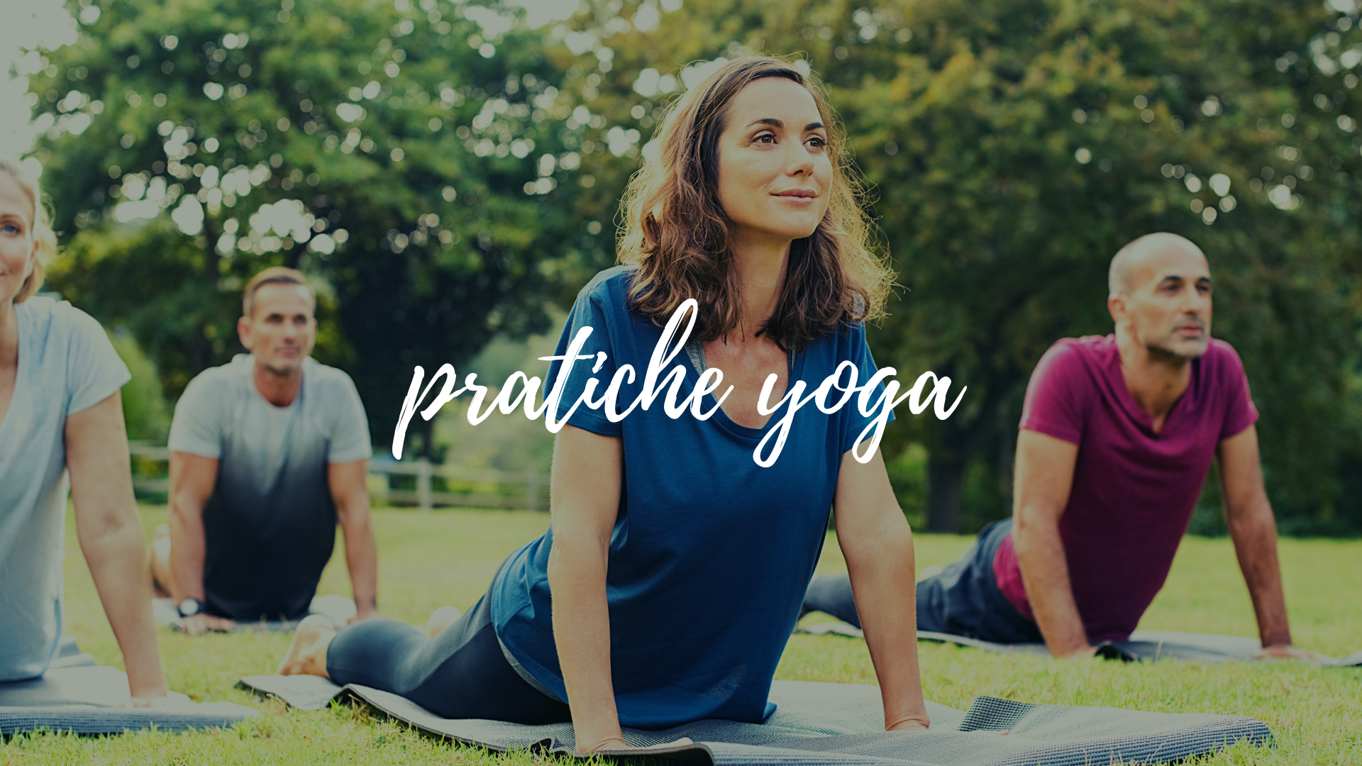Pratiche yoga, mattina e pomeriggio
