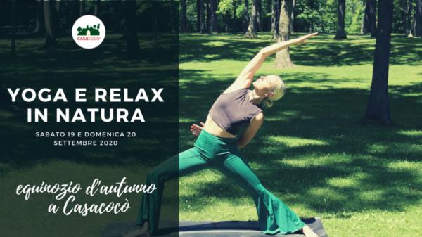yoga e relax